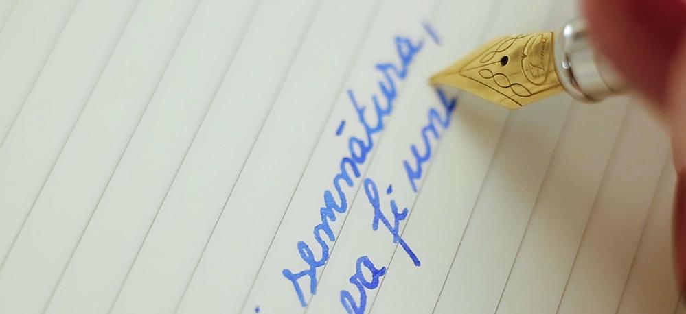 Scrisul de mână = harta personalității tale? Descoperă ce spune scrisul tău de mână despre tine!