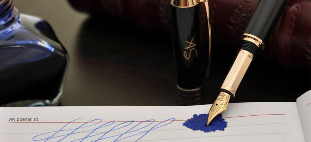 Cele mai des întâlnite greșeli în utilizarea stilourilor de lux