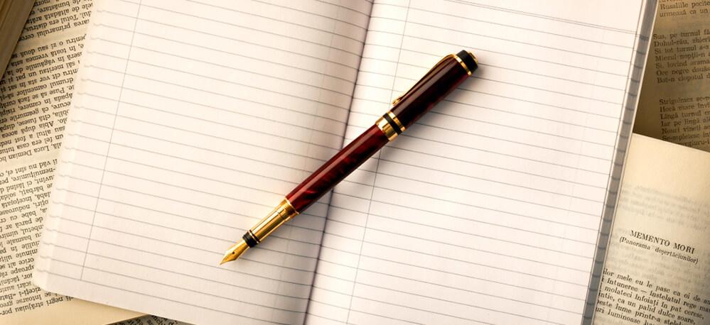 Arta caligrafiei. 5 sfaturi utile pentru a avea un scris de mână impecabil